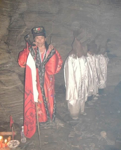 The Most Mysterious Cluture in Xiangxi-GanShi
