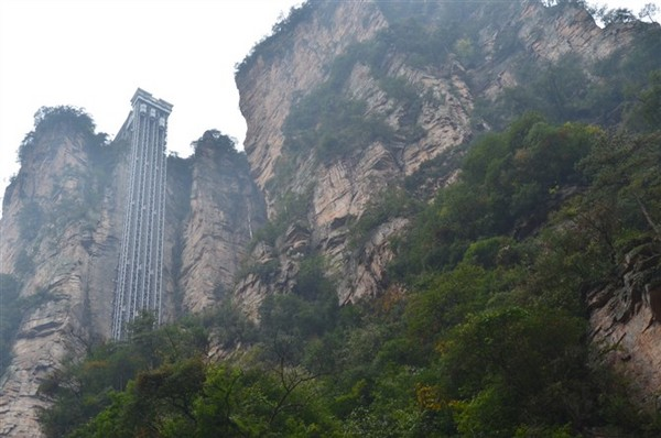 Time budget for Zhangjiajie tour