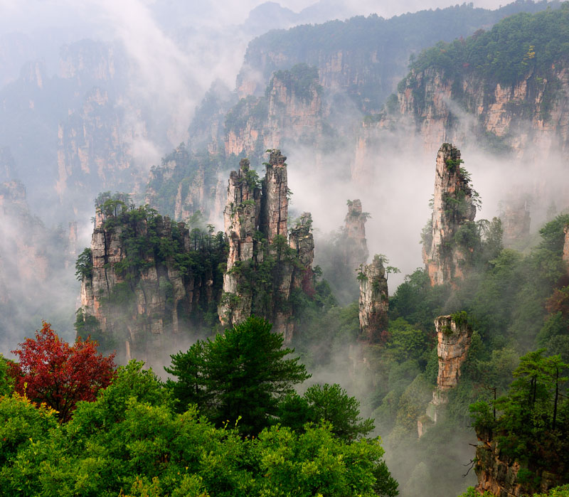 Tips For Traveling To China For The First Time: New Ticket Policy For Wulingyuan Tourism