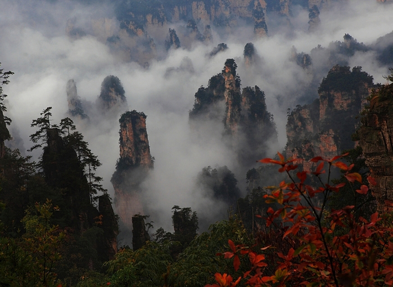 Guides on Zhangjiajie Scenic Accommodation