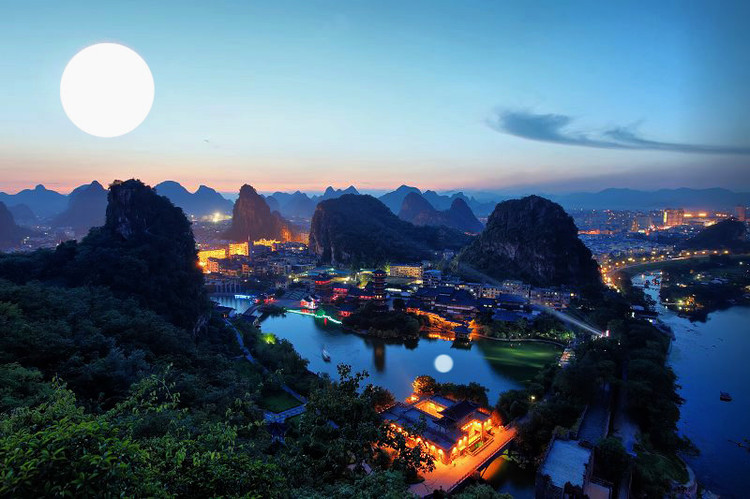Brife Introduction of Guilin