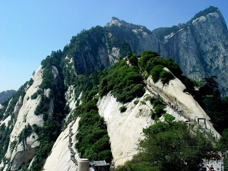 Huashan (Flower Mountain)
