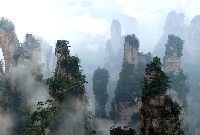 Zhangjiajie Top Eight Travel Highligts