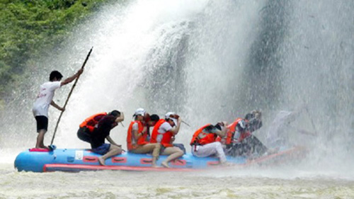 5-Day Rafting Tour in Zhangjiajie