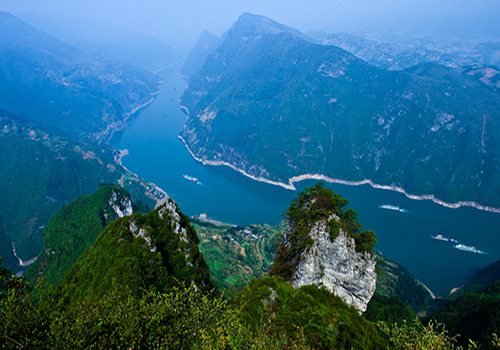 9-Day Golden Yangtze Cruise