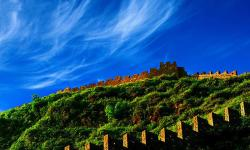 The South Great Wall of China