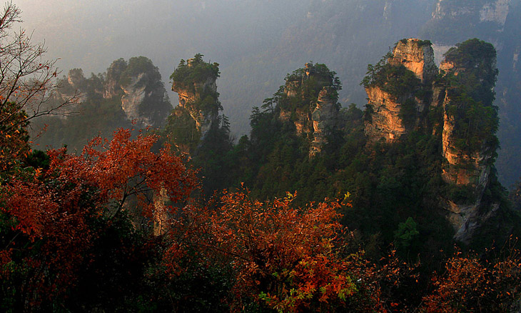 5 China's Top National Parks