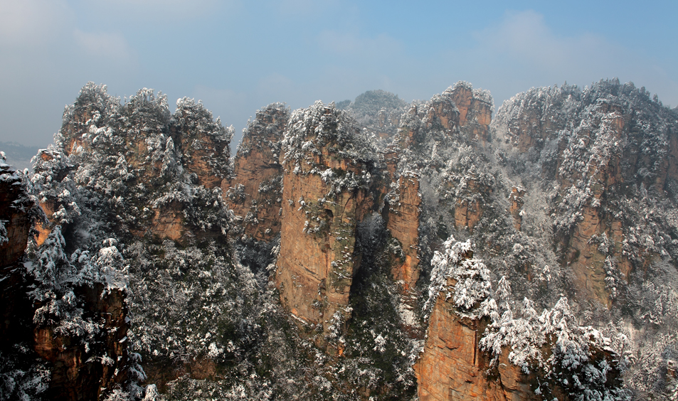 Zhangjiajie All Tickets in Low Seasons