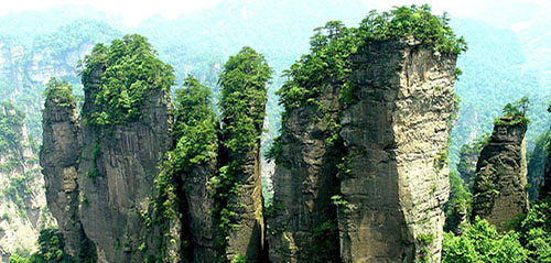 3-Day AVATAR Tour in Zhangjiajie
