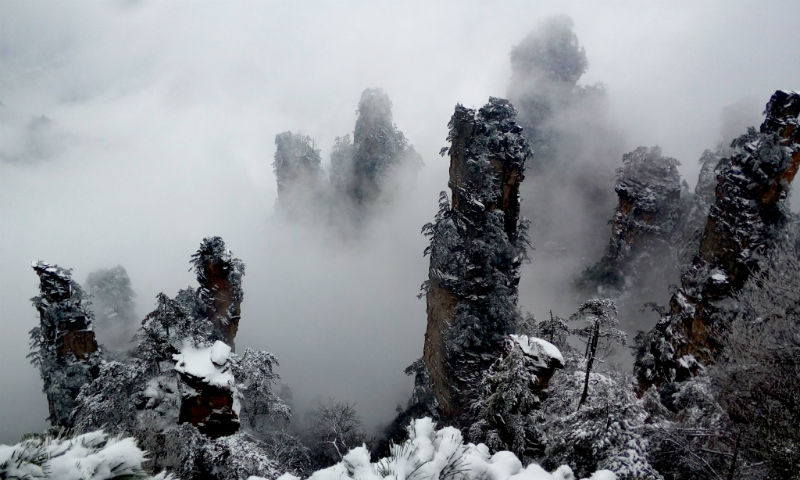 Some useful tips and information about Zhangjiajie