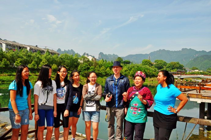 Zhangjiajie Sees a significant growth in American Tourists