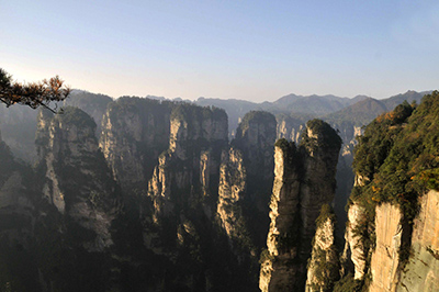 Eight Top Must-visit Sights in Zhangjiajie