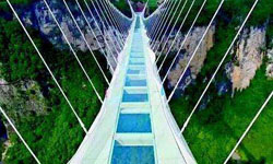 Zhangjiajie 2N3D Main Highlights Glass Bridge Tour