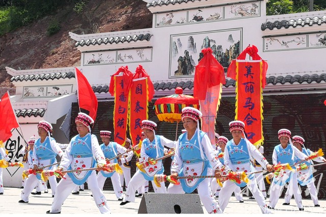Report on Hunan County Tourism Economic Growth Quality 2017 Issued
