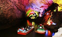 Day Tour for Baofeng Lake and Yellow Dragon Cave